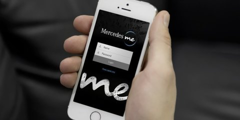 Mercedes Me : online ownership system can find your car, check your fuel
