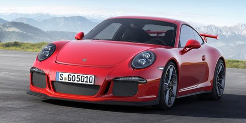 Next Porsche 911 GT3 and RS will feature manual option, shift focus to reducing weight