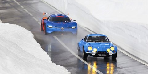 Renault buys Caterham's stake in Alpine sports car partnership