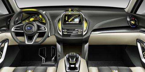Subaru Viziv 2 : sub-compact SUV concept closer to production-ready