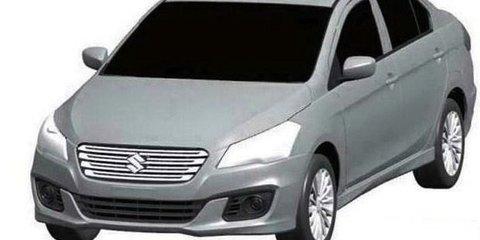 Suzuki Authentics patent images leaked