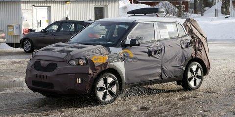 Hyundai ix25 : sub-compact SUV interior spied