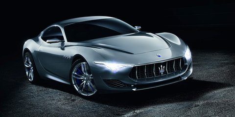 Maserati Australia to sell 1350 units per year from 2018