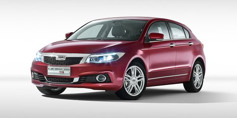 Qoros says 'no' to right-hand-drive cars