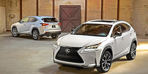 Lexus NX confirmed for Australia: turbo and hybrid models coming, but affordable base model ruled out