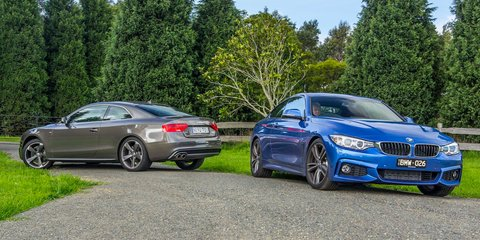 Audi A5 v BMW 4 Series : Comparison review