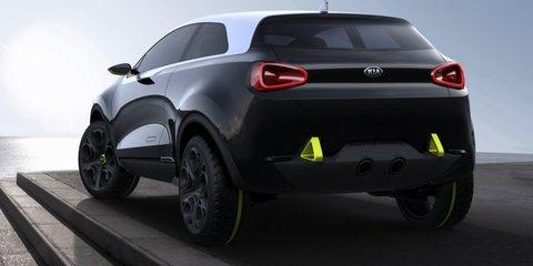 Kia small SUV imminent, will take cues from Niro concept