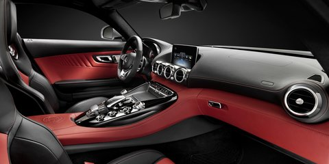 Mercedes-AMG GT : interior revealed, Benz name dropped