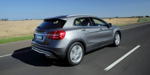 Coupe coup: GLA could be next fastback SUV
