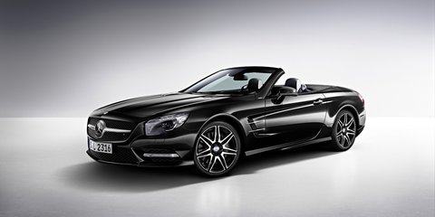 Mercedes-Benz SL400 to replace 350 model