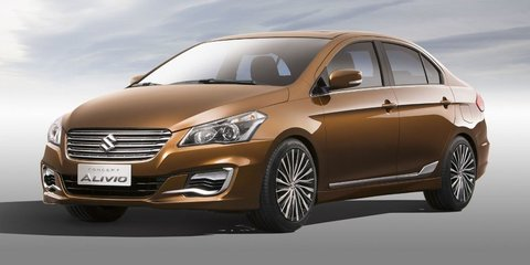 Suzuki Alivio concept :: Australian arm keen for new small sedan