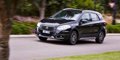 Suzuki S-Cross Review : GLX Prestige