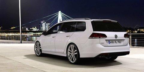 Volkswagen Golf Wagon R-Line package revealed