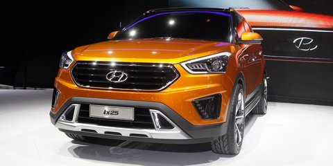 """Hyundai baby SUV still """"a number of years"""" away"""