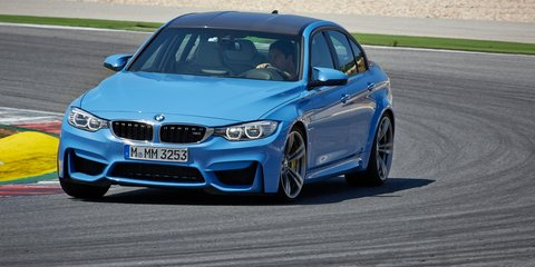 2014 BMW M3 Review