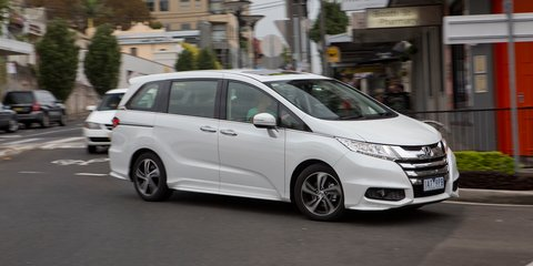 Honda Odyssey Review : Long-term report one