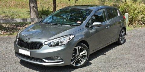 2014 Kia Cerato SLi Review