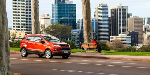 Ford 'may have missed the elevator' in the small SUV segment