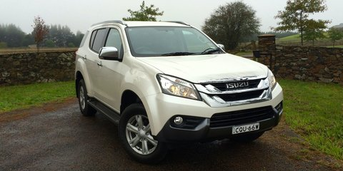 Isuzu MU-X LS-T: Lifestyle Review