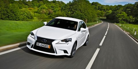 Lexus IS200t: Car maker files trademark for turbo sedan - report