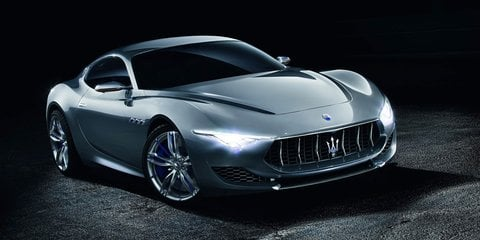 Maserati Alfieri sports car confirmed for production