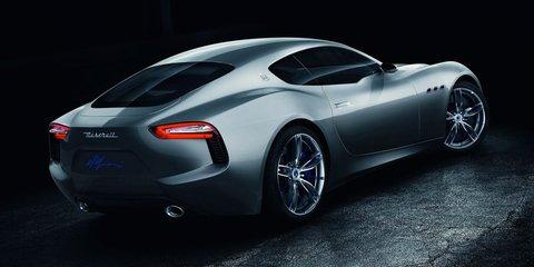 Maserati Levante PHEV coming in 2019, Alfieri EV in 2020 - report