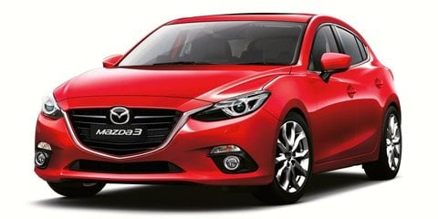 Mazda ride and handling : Korean level of localised tuning not required
