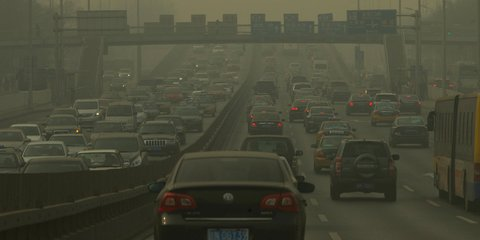 China to scrap 11 million cars to help reduce air pollution