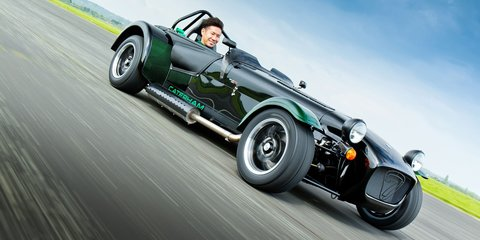 Caterham sale rumours rejected by owner Tony Fernandes