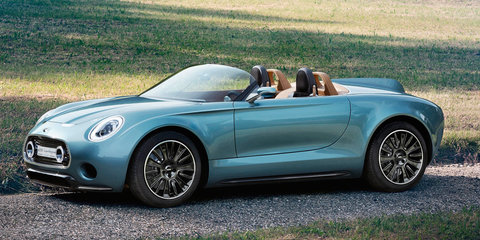 Mini sedan, Superleggera roadster off the table for this generation - report