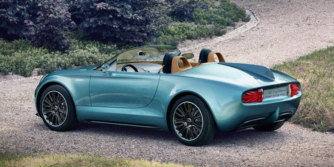 Mini Superleggera roadster moving closer to production