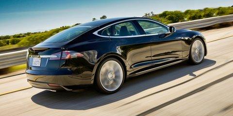 Tesla Model S P85D confirmed for Australia