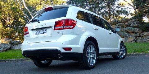 2016 Dodge Journey recalled for transaxle fix