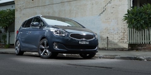 Kia Rondo Review : Platinum