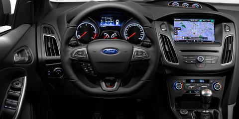 2015 Ford Focus ST revealed