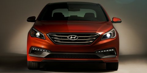 2015 Hyundai Sonata Hybrid confirmed, with more hybrids on the way