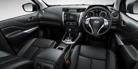 2015 Nissan Navara revealed