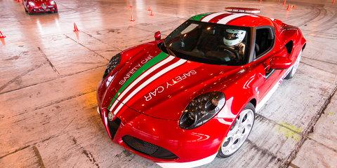 Alfa Romeo 4C Review : first Australian drive