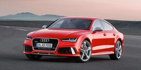 2015 Audi RS7 Sportback facelift revealed