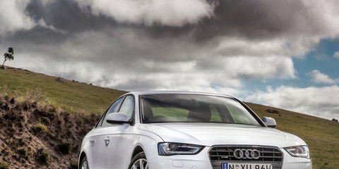 Audi A4 quattro range: Ambition and S line to boost already booming A4 quattro sales