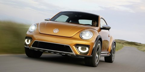 Volkswagen Australia confirms new SUVs: Cross Coupe, sub-Tiguan SUV coming