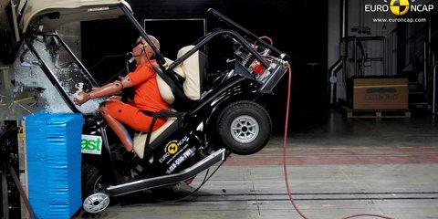 Euro NCAP slams quadricycle safety