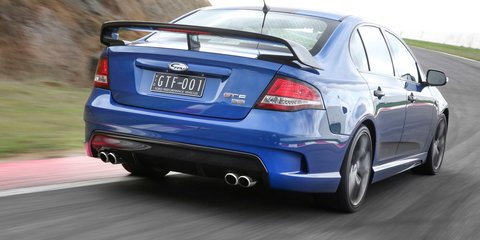Ford FPV GT-F claims up to 410kW and 650Nm possible with overboost function