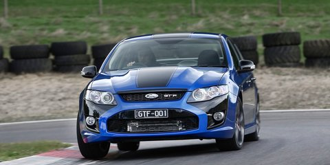 FPV GT-F Review