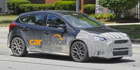 Ford Focus RS : First look at third-generation super-hatch