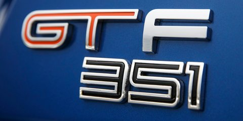 Ford FPV GT F: 351kW supercharged V8 sedan launched