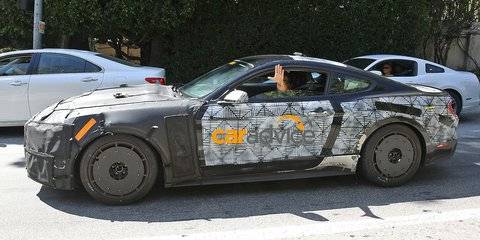 Ford Mustang :: circa-500kW Shelby GT500 successor spied