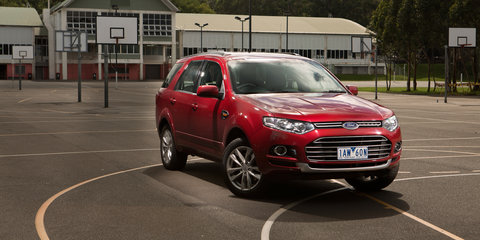 Ford Territory Review : TS