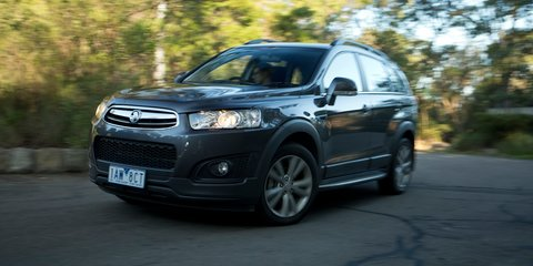 2014 Holden Captiva 7 Review: LT 3.0-litre V6 petrol