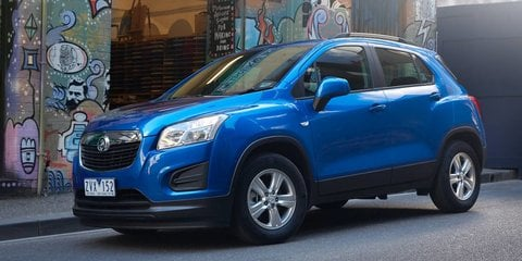 Holden Trax range to get turbo boost
